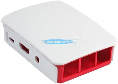 Official Raspberry Pi 3 Case - Red/White