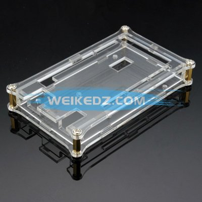 Transparent Acrylic Shell Box For Arduino M