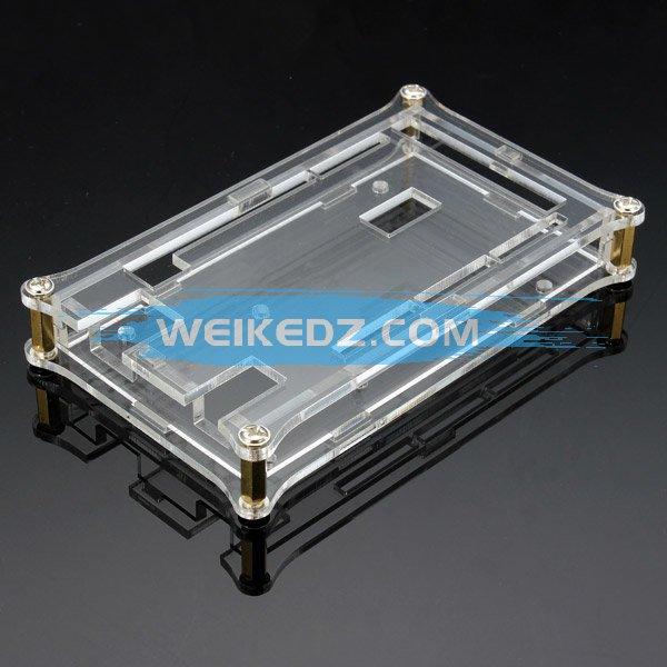 Transparent Acrylic Shell Box For Arduino MEGA2560 R3