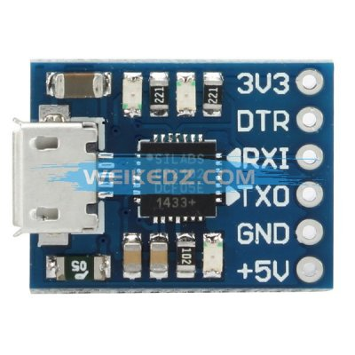 CJMCU CP2102 USB To TTL/Serial Module Downl