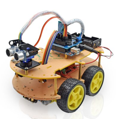 Bluetooth Controlled Robot Car Kits Tons of