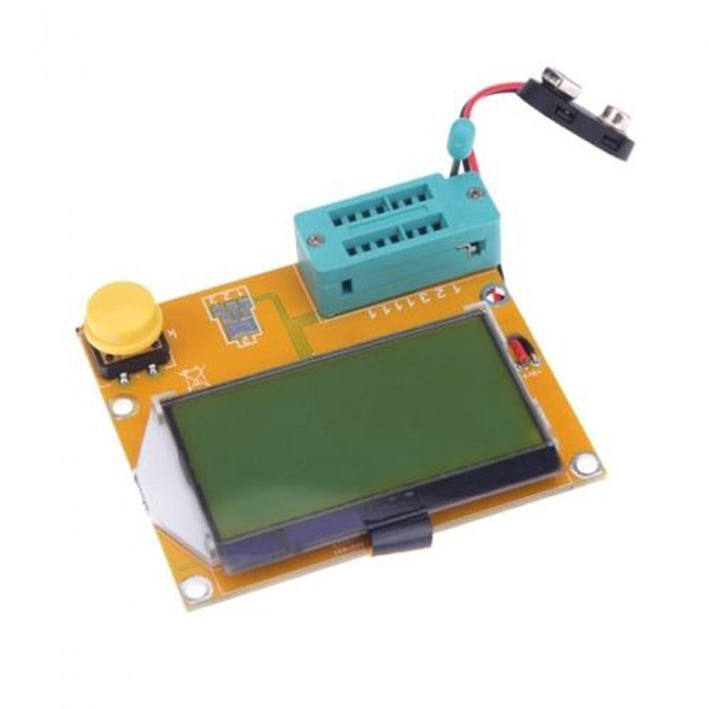 Latest Lcr T4 Esr Meter Transistor Tester Diode Triode Capa Shenzhen In Circuit For Scr Diodes And Transistors